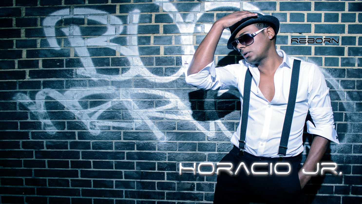 A Horacio Junior CD COVER